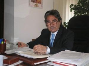Mario Marradino, assessore ai Lavori Pubblici