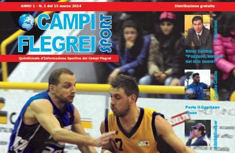 Campi Flegrei News si fa in due, anzi in tre, e diventa anche Sport
