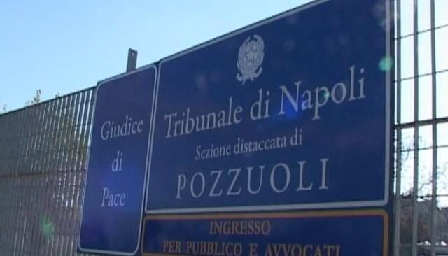 Il Giudice di Pace resta a Pozzuoli