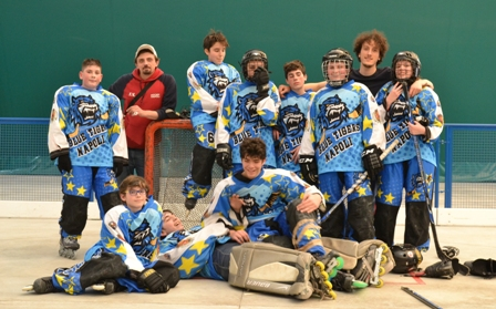 Hockey | doppia disfatta per i Blue Tigers in compenso la Braccobaldo Napoli si assicura i play off