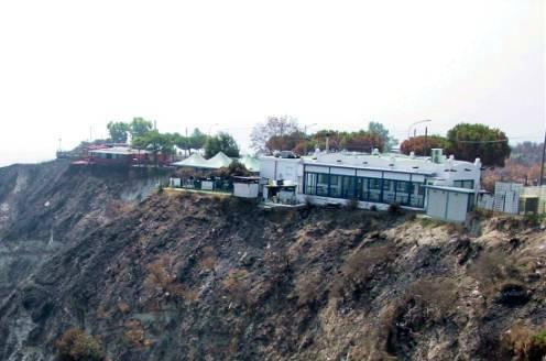 Monte di Procida, chalet di via Panoramica a rischio abbattimenti