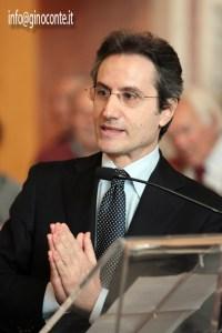 Il Governatore della Regione Campania Stefano Caldoro