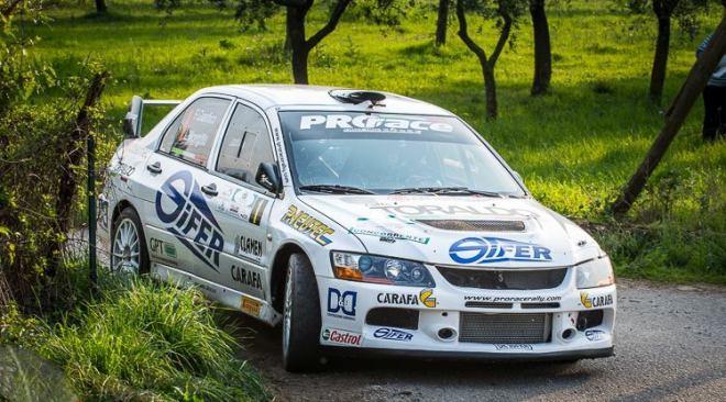 Automobilismo| Amara la prima prova del trofeo Rally Terra per Fabio Gianfico