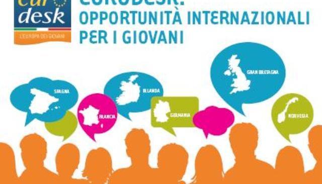 Eurodesk, il punto d'incontro dei giovani con l'Europa, apre uno sportello a Pozzuoli.