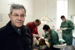 Don Fernando Carannante, direttore della Caritas Diocesana di Pozzuoli
