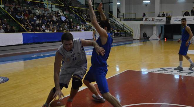 Basket| Virtus Pozzuoli, arriva il top player: David Loncarevic, ex Juve Caserta e Napoli Basket!