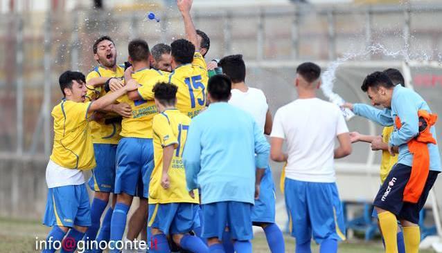 Rione Terra vittorioso per 1-0 sul Villa Literno: prima successo per gli uomini di Perna!