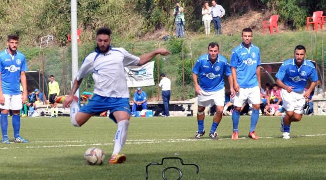 Sibilla, 1-1 con il Volla: Napolitano su rigore risponde al vantaggio dei vesuviani!