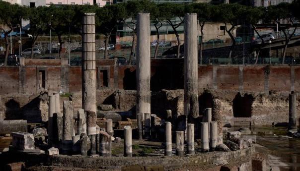 Il Tempio di Serapide ispiratore della Città Flegrea