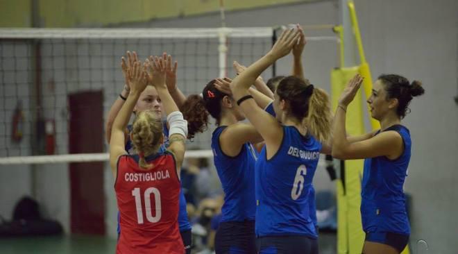 VOLLEY/ La Pallavolo Pozzuoli ritorna al successo dopo 3 turni