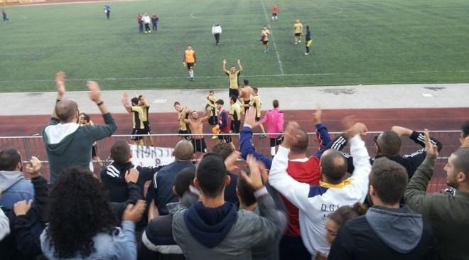 Prima Categoria| Quartograd, Capuano regala la vittoria e il primato!