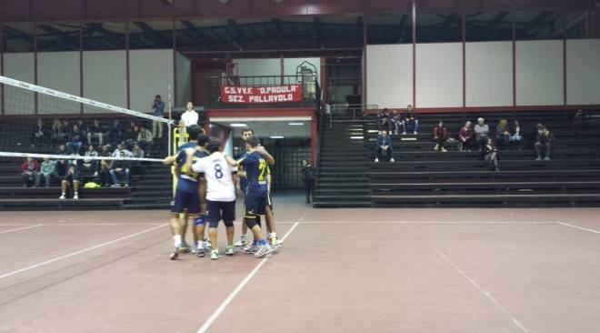 """Rione Terra Volley, blitz in casa del Padula. Coach Cirillo: """"Siamo in crescita""""!"""