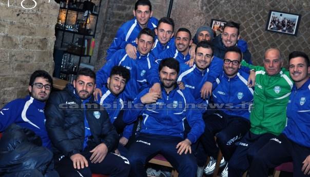 """Pro Calcio Bacoli festa di fine anno: """"siamo cuore, passione e divertimento e abbiamo obiettivi prestigiosi""""!"""