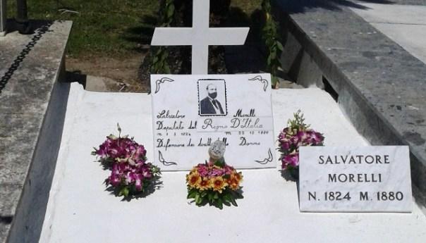 Salvatore Morelli, la Boldrini ricorda l'antesignano dei diritti alle donne sepolto a Pozzuoli