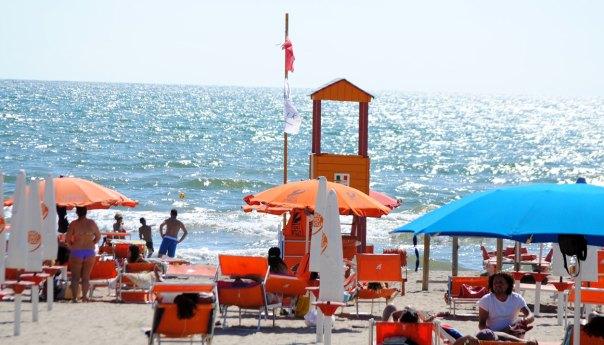 Bambini in spiaggia gratis, accordo Sepe Trinchillo