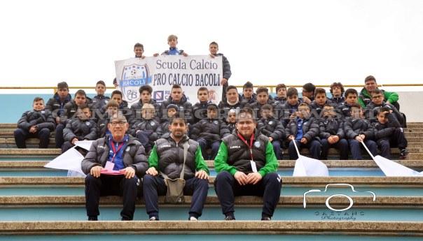 Bacoli, una cittadina calcisticamente molto attiva. Anche la Pro Calcio Bacoli è pronta ad affrontare il campionato 2015-16