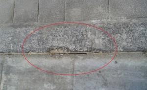 Pozzuoli - marciapiede 8