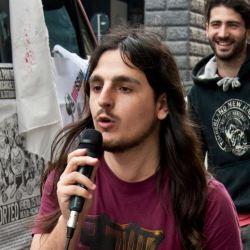 Il sindaco di bacoli Josi Gerardo Della ragione