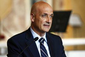 Enzo Figliolia sindaco di Pozzuoli