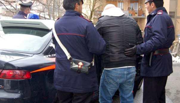 Rapina al supermercato di via Campana, arrestati.