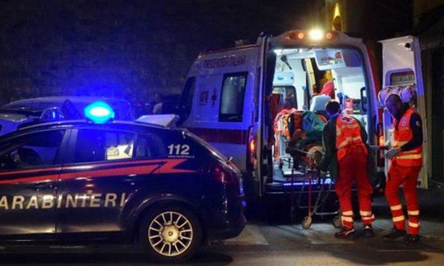 Varcaturo, spaventoso incidente in via Ripuaria: un ferito risultato poi ubriaco
