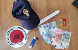 Ischia, accendino modificato per spacciare droga: denunciato un 29enne