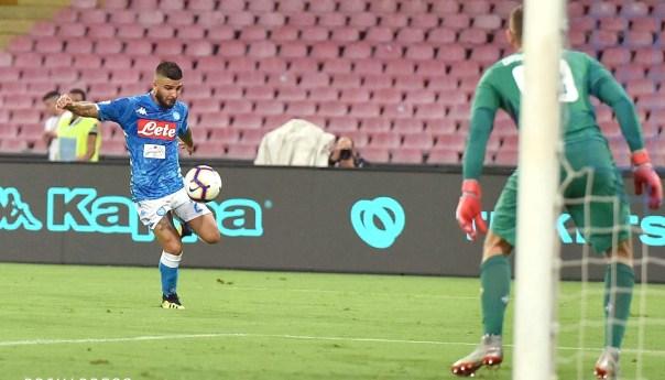 La vittoria del Napoli sulla Fiorentina raccontata dagli scatti di Gino Conte!