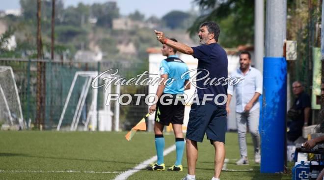 Flegrea Calcio, solo un pareggio a Mondragone
