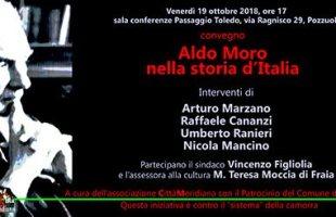 """""""Aldo Moro nella storia d'Italia"""": venerdì convegno a Palazzo Toledo"""