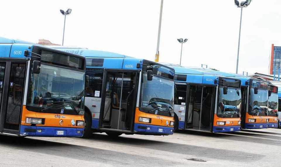 Ctp, l'ex Provincia ricapitalizza la società per oltre 2 milioni di euro: salve le tredicesime e gli stipendi