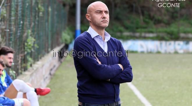 Flegrea poco incisiva l'Albanova vince 2-0 con una doppietta di Nucci