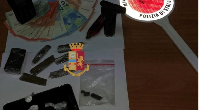 Arrestato pusher di Bacoli in trasferta e senza patente|IL NOME