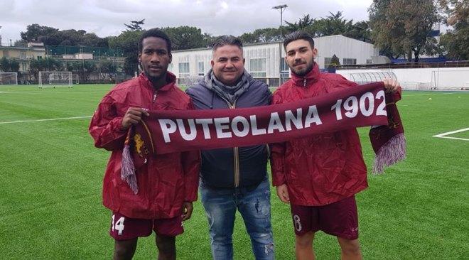 PUTEOLANA/ Arrivano Fall, Masucci, Del Prete e il trequartista Merino