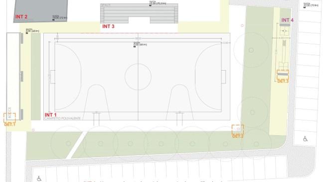 Parco Bognar, il campetto diventerà un centro polifunzionale sociale