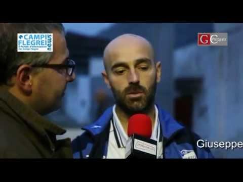 FLEGREA/ Il portiere Ciccarelli arriva alla corte del tecnico Califano