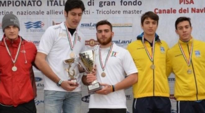 CANOTTAGGIO/ Il puteolano Panico medaglia d'oro nel 4 di Coppia alla gara internazionale sul Po