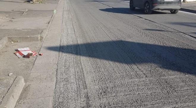 """QUARTO/ L'Enel scava l'asfalto ma non ripristina, il sindaco gli scrive: """"Da noi le leggi si rispettano"""""""