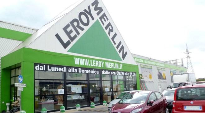 Opportunità di lavoro nella sede di Giugliano di Leroy Merlin