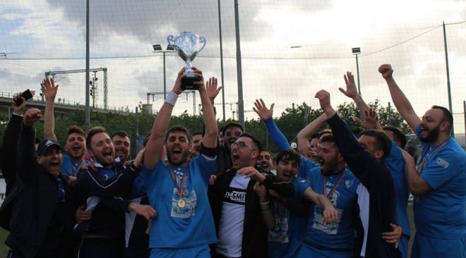 CALCIO A 5/ La Futsal Quarto vince la finale ed è campione provinciale