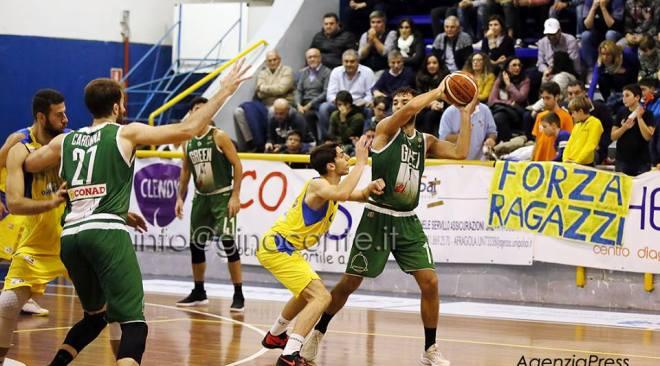 BASKET/ Virtus, giovedì c'è gara due dei play out a Palermo: DIRETTA su Campi Flegrei News