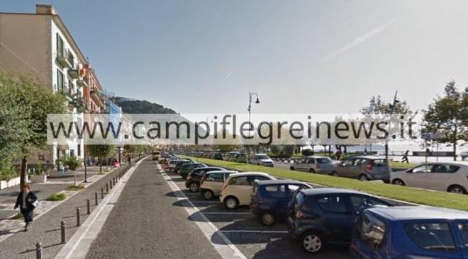 POZZUOLI/ Tavolino selvaggio a via Napoli: sequestrati 240 mq di area demaniale occupata abusivamente
