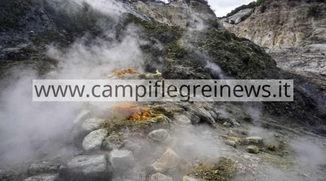 Campi Flegrei, test sulla caldera per prevedere le eruzioni