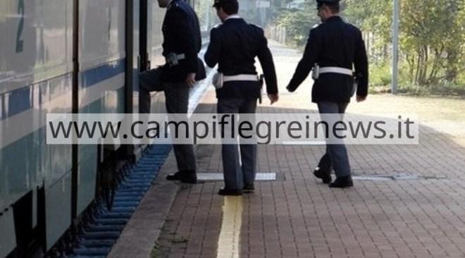 ULTIMORA/ Uomo con temperino sul treno della Metro, interviene la Polizia: ritardi sulla Linea 2
