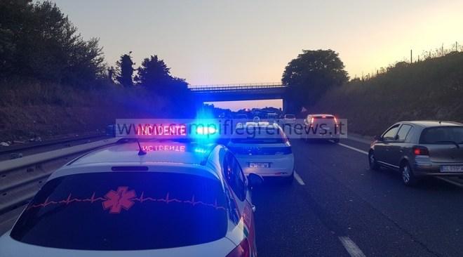 ULTIMORA/ Spaventoso incidente a Monterusciello sulla Statale, coda di auto di oltre 2 km
