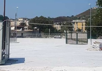 POZZUOLI/ Questo giovedì riapre l'area presidiata per la raccolta dei rifiuti al Rione Toiano
