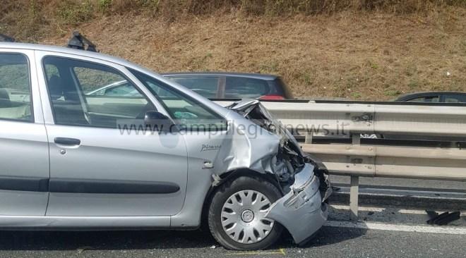 ULTIMORA/ Brutto incidente tra Arco Felice e Monterusciello sulla Statale, traffico e disagi|FOTO