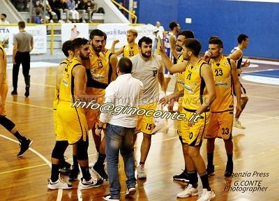 Basket, la Virtus mercoledì a Sant'Antimo per recuperare i punti persi