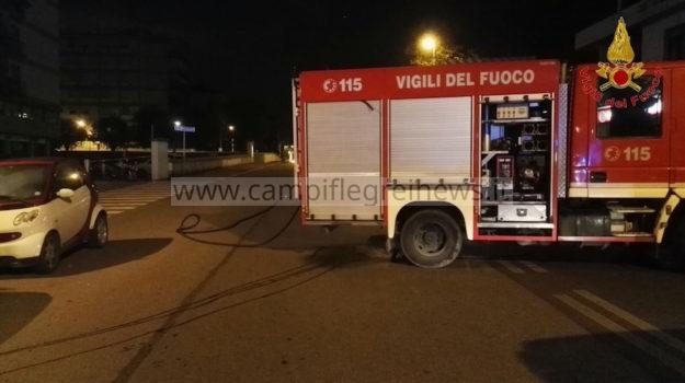 MONTERUSCIELLO/ Fuga di gas, notte insonne per i residenti del Lotto 1 Bis: intervento dei pompieri evita il peggio