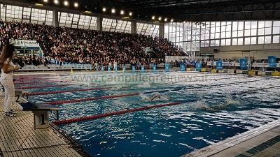 Nuoto, al PalaTrincone il Trofleo Flegreo con 2.500 talenti del Sud Italia