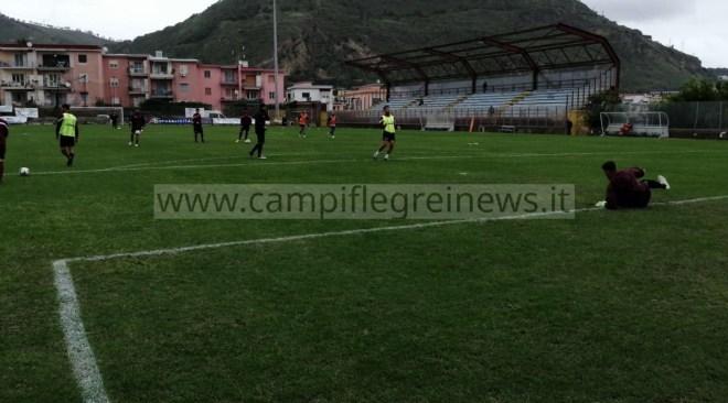 DIRETTA GOAL FLEGREI/ Segui Live il derby Puteolana-Sibilla - FOTO LIVE